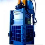 Heavy Duty Fiber Baler, Fiber Baling Press Machines