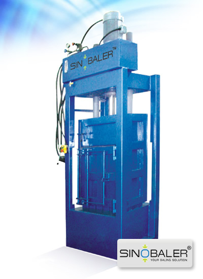 Four Door Opening Baler