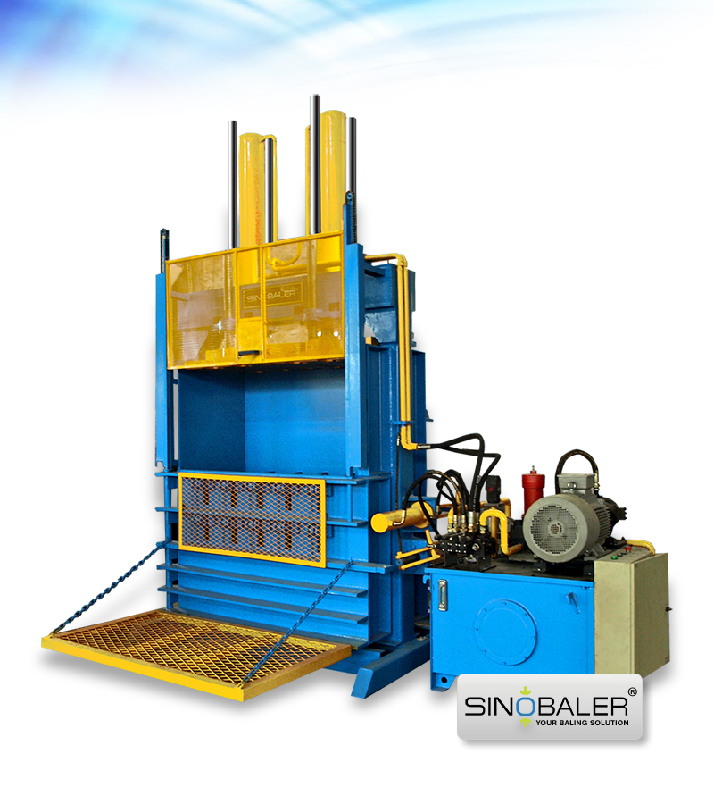 Tire Baler Machine | Truck Tire Balers | Car Tire Baling Press
