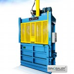 Cardboard Baler for Sale, Cardboard Balers Machine, Paper Baling Press