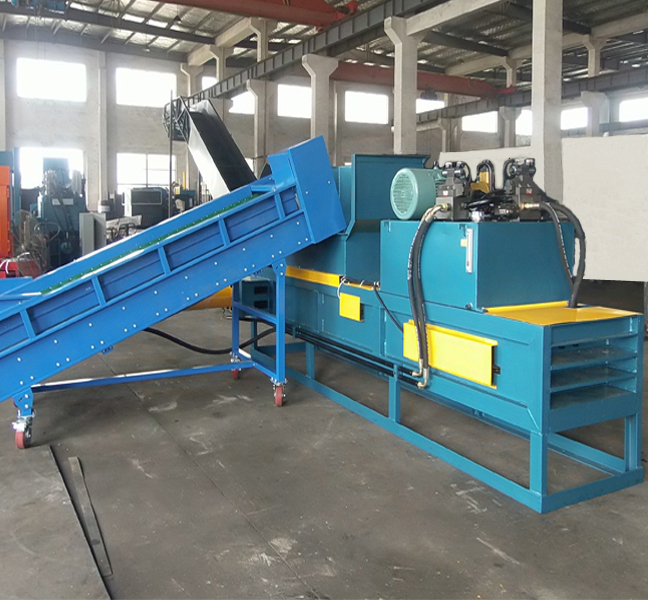 Heavy Duty Horizontal Bagging Machine