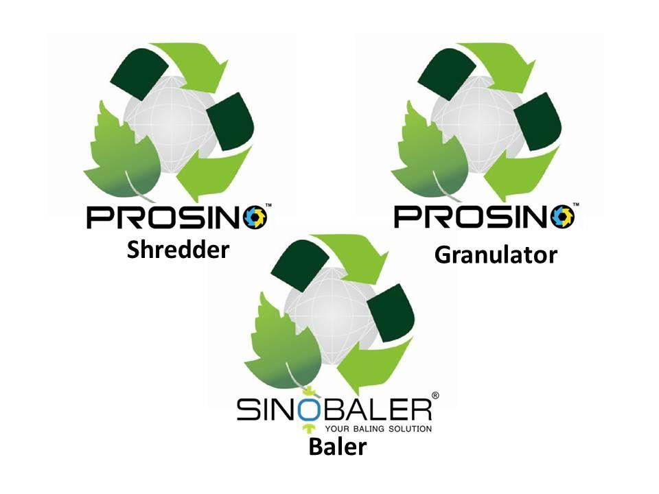 Waste Recycling Symbols Reduce Reuse Recycle Sinobaler