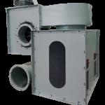 Fiber Condenser, Fiber Condensing Device, Fiber Separator
