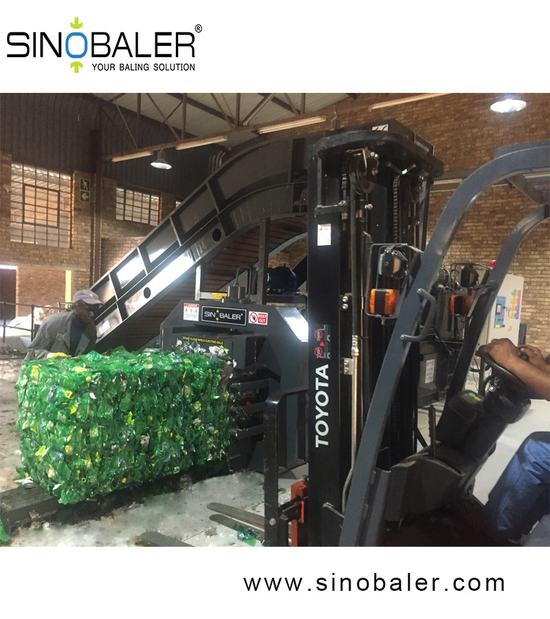 Fully Automatic Horizontal Baler