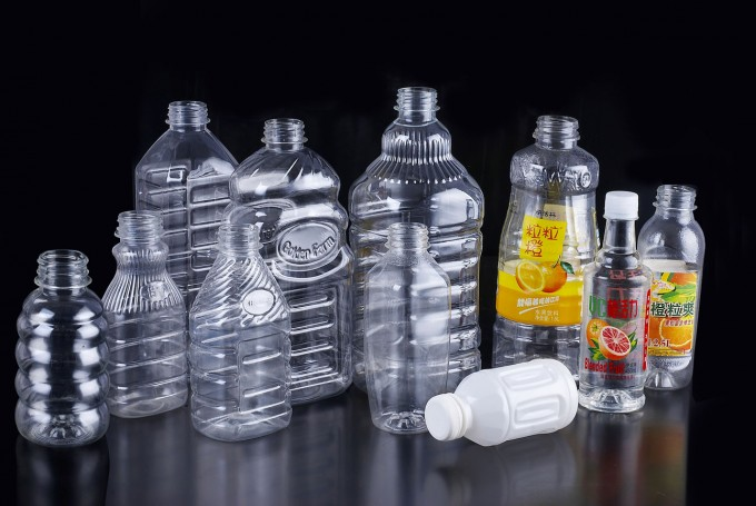 Пресс для ПЭТ бутылок