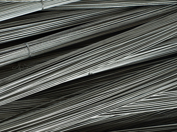 Used Baling Wire : Quick lock steel wire