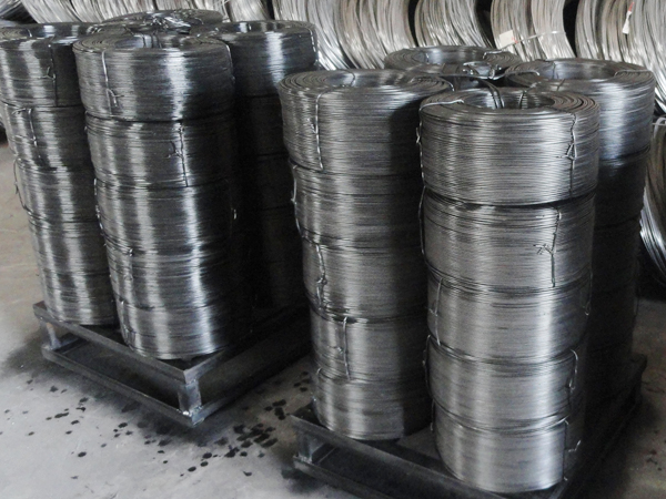 Cardboard Baling Wire : Black annealed steel wire