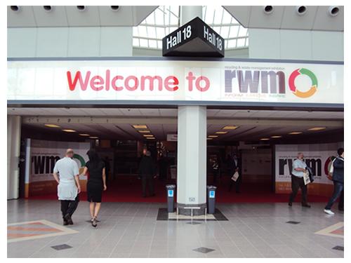 2010 RWM 展会现场, Sinobaler