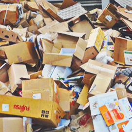 Which Cardboard can be Recycled? / Cardboard Recycling