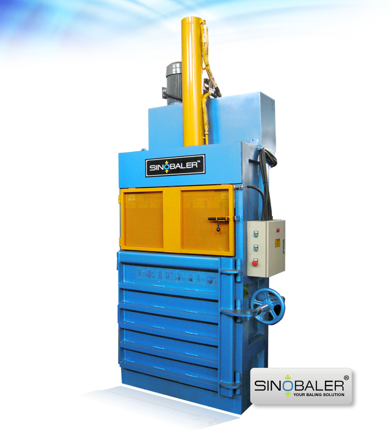 Long Stroke Baler (eg. PET Bottle Baler)