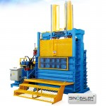 Sinobaler Tire / Tyre Baling Machines