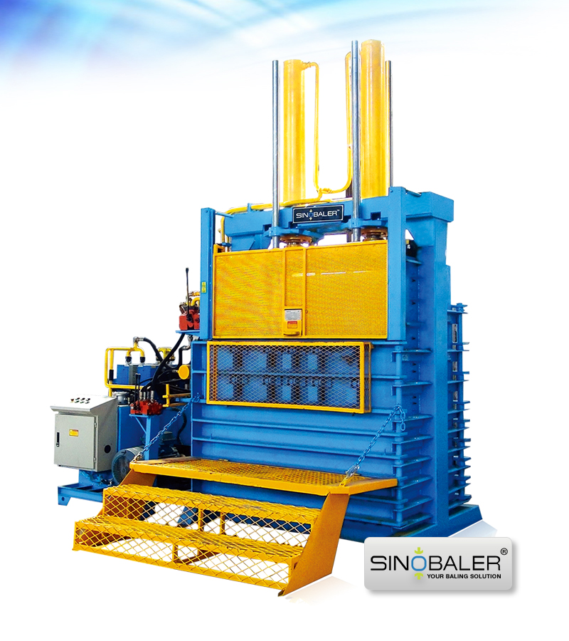 Tyre Baler Machine | Truck Tyre Balers | Car Tyre Baling Press
