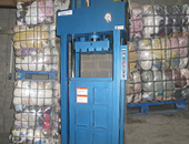 Sinobaler Lifting Chamber Clothing Baler