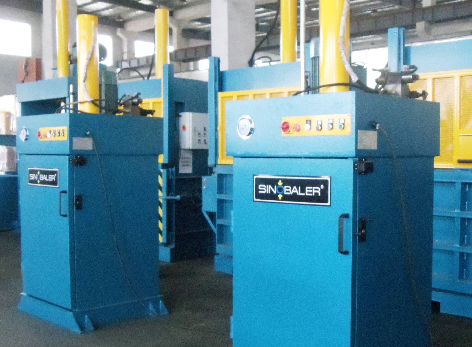 Hydraulic Baler VS Pneumatic Baler