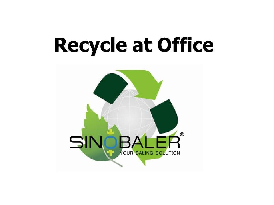 Recycle Office Waste
