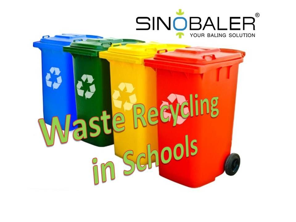 Waste Recycling in Schools