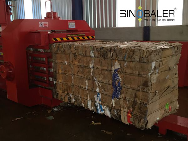 Cardboard Baler Prices