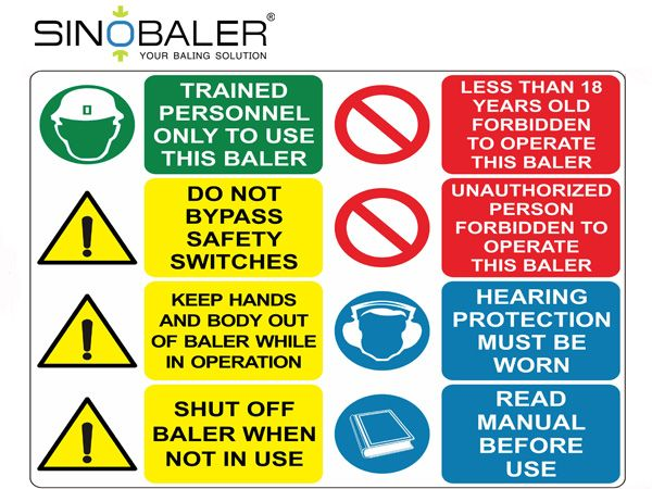 Baler Safety – How to Avoid Injuries When Using a Baler