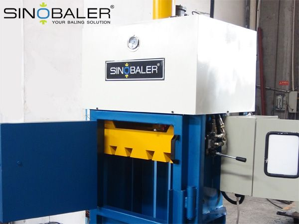 Small Baler or Mini Baler Applications
