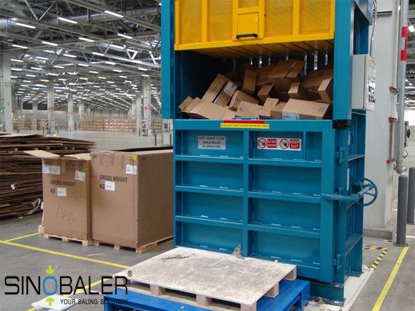 Stockroom Baler