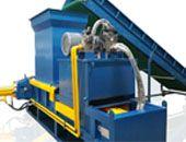 Heavy Duty Horizontal Bagging Baler SHB1-WS-800