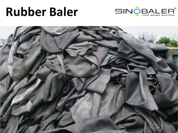 Recycle Rubber with a Rubber Baler