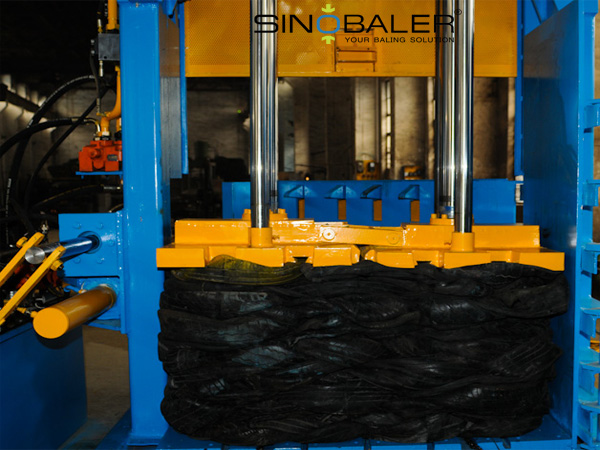 Tire Baler Price, Usage and Availability