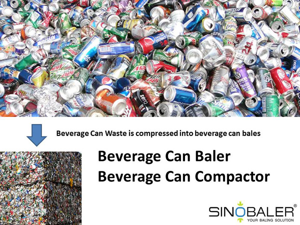 Beverage Can Compactor and Usage In Recycling