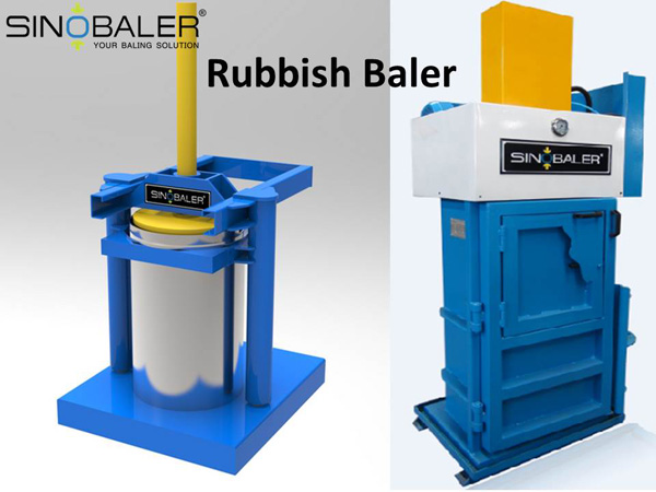 Rubbish Baler – A Powerful Wastage Manager