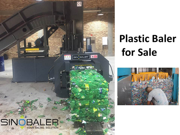 Plastic Balers for Sale