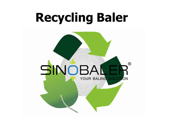 Recycling Baler – Compress Your Waste Efficiently