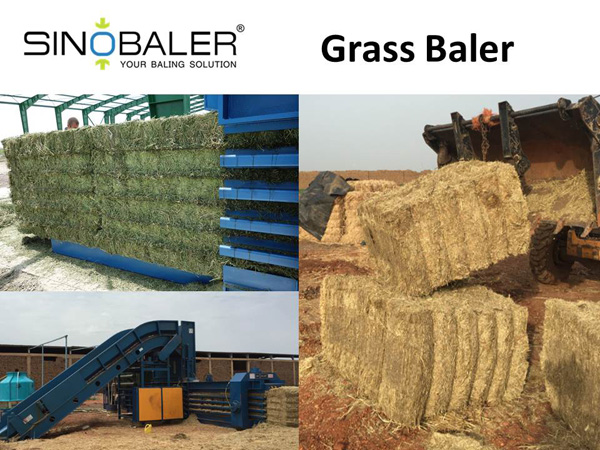 Grass Baler Machine – Let Grass Baling So Easy