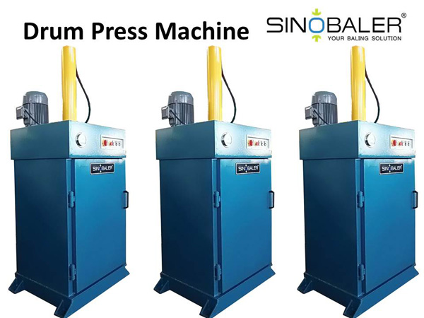 Drum Press Machine