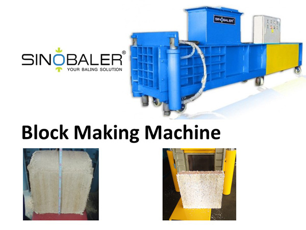 Block Making Machine / Automatic Block Making Machine