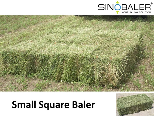 Small Square Baler Machine / Mini Square Baler