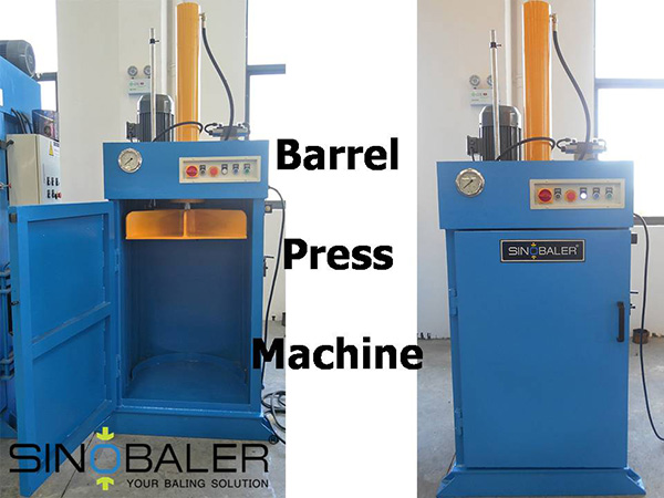 Barrel Press Machine