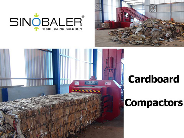 Cardboard Compactors