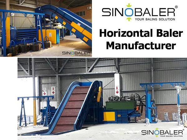 Horizontal Baler Manufacturer