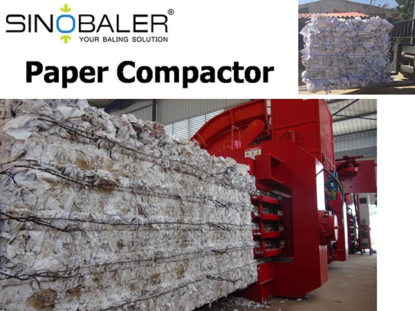 Paper Compactor