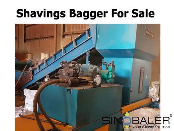 Shavings Bagger For Sale