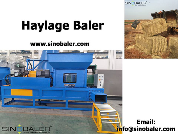 Haylage Baler For Sale