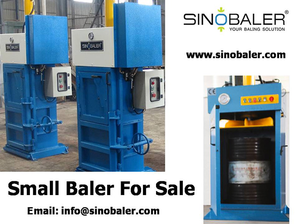 Small Baler For Sale