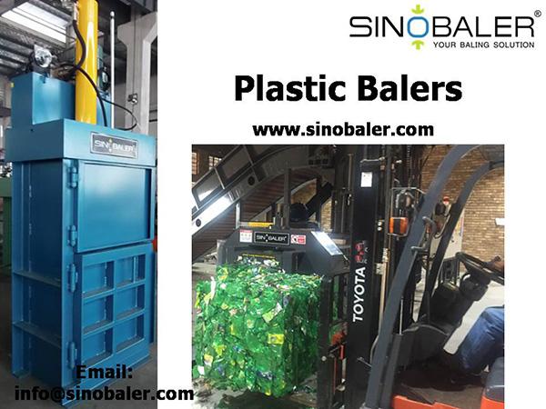 Plastic Balers