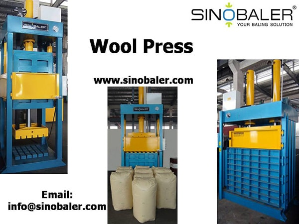Wool Press Machine For Sale