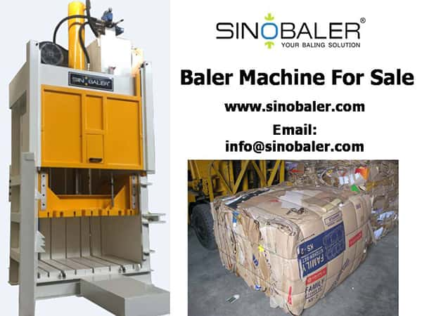 Baler Machine For Sale