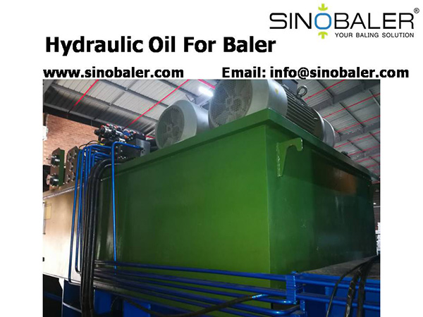 Hydraulic Oil For Baler Machine