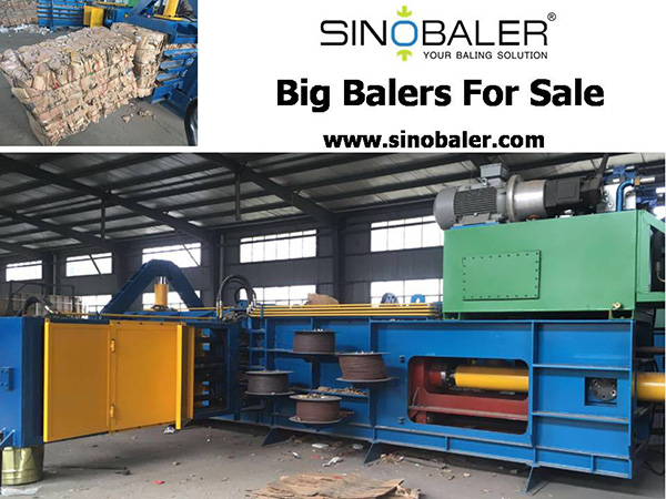 Big Balers For Sale
