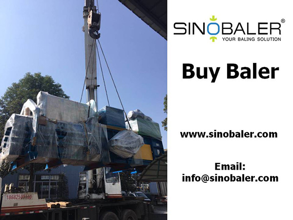 Buy Baler Machine