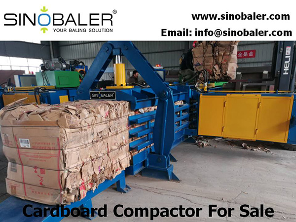 Cardboard Compactor For Sale