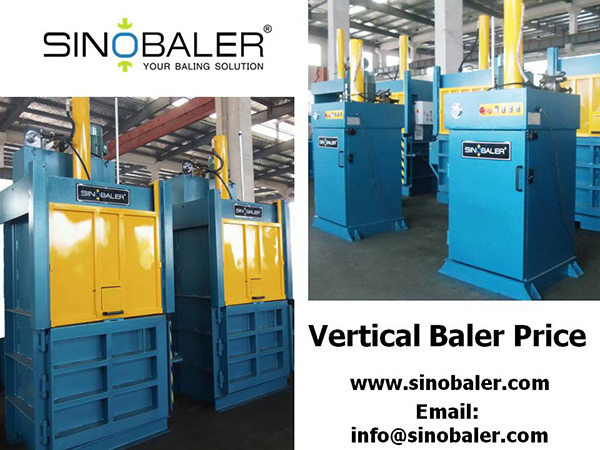 Vertical Baler Price